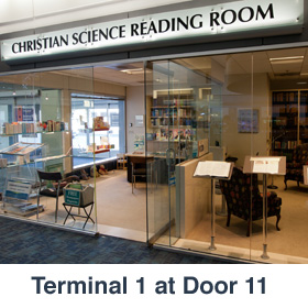 Christian Science Reading Room at SFO
